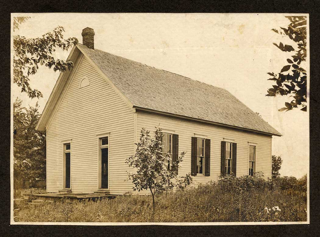 [Photo: Barclay Friends Meeting House