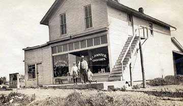 [Photo: Ralph, Grandpa Painter and