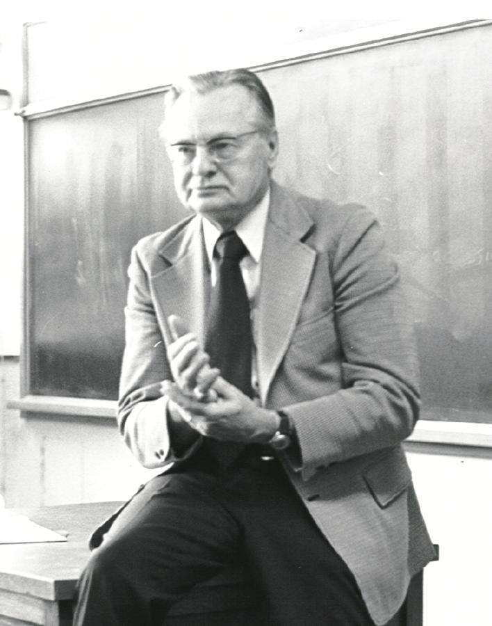 Picture of C. Robert Haywood