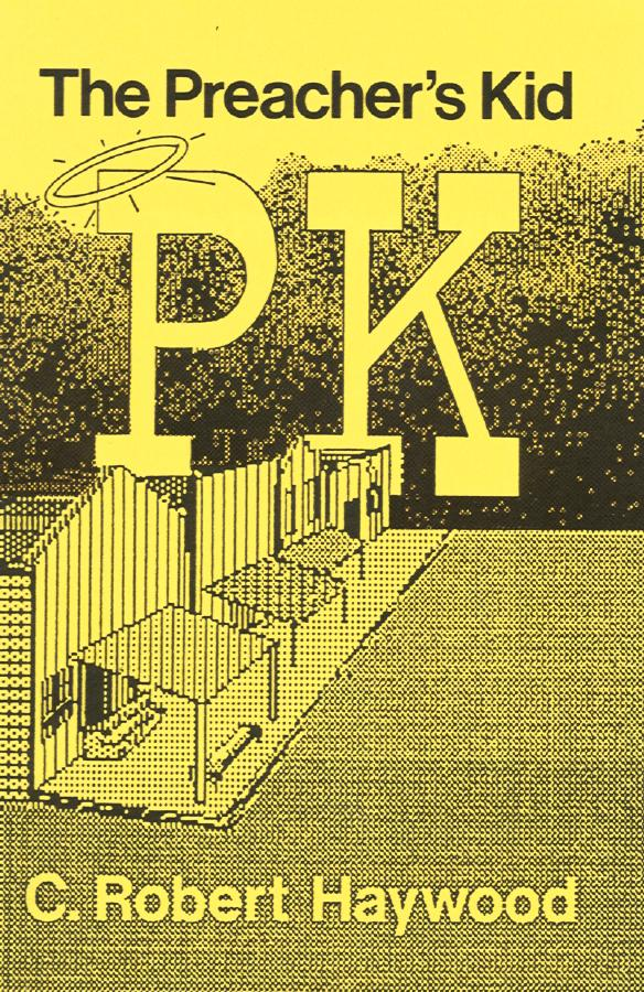 Cover of The Preacher's Kid