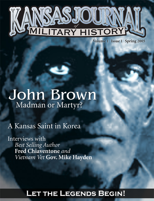 [photo: Kansas Journal of Military History cover]