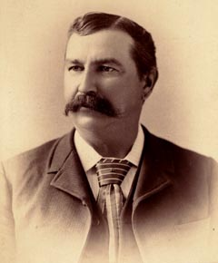 [Robert Marr Wright, Dodge City Town president and